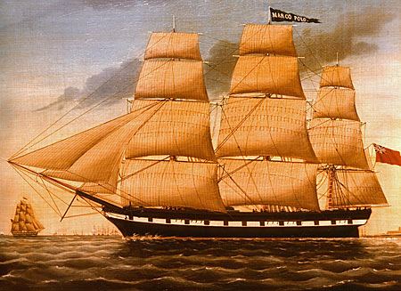 Sailing to new countries - 17, 18 and 1900s family emigrations
